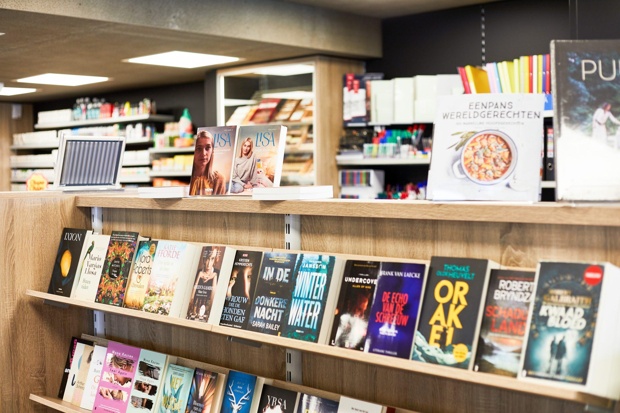 Distributie boeken en strips zoekt nieuw evenwicht
